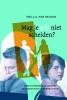 J.A. van Delden,Mag je echt niet scheiden ?