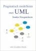 Sander  Hoogendoorn,Pragmatisch modelleren met UML