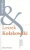 Jacques De Visscher, Alicja Anna  Gescinska,Leszek Kolakowski