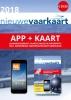 ,Nieuwe Vaarkaart Waterroutekaart incl. 12 maanden abonnement NL Waterland app