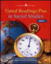 McGraw-Hill Timed Readings Plus in Social Studies
