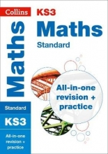 Collins KS3 KS3 Maths (Standard) All-in-One Revision and Practice