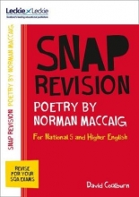 David Cockburn National 5/Higher English Revision: Poetry by Norman MacCaig