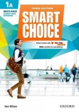 Wilson, Ken,   Healy, Thomas Smart Choice 1: Multi-Pack A with Online Practice and On The Move