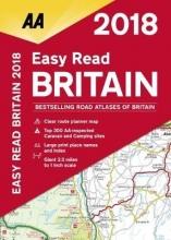AA Publishing Easy Read Britain 2018 Fb