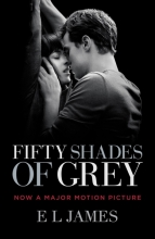 James, E. L. Fifty Shades of Grey. Movie Tie-In