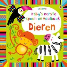 STELLA BAGOTT , BABY`S EERSTE SPEEL-EN VOELBOEK - DIEREN