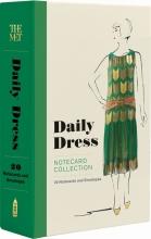 Met Daily Dress Notecards
