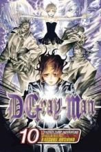 Hoshino, Katsura D.Gray-Man 10