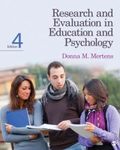 Donna M. Mertens Research and Evaluation in Education and Psychology