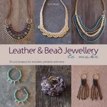 Cat Horn Leather and Bead Jewellery to Make