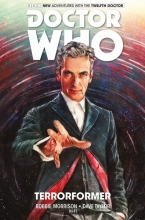 Morrison, Robbie Doctor Who the Twelfth Doctor 1