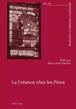 Marie-Anne Vannier La Creation Chez Les Peres