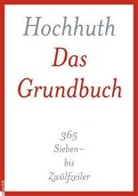 Hochhuth, Rolf Das Grundbuch