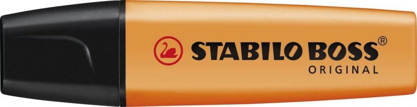 , Markeerstift STABILO Boss Original 70/54 oranje