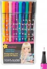 , Topmodel fineliner 10 kleuren