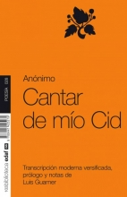 Anonymous Cantar de mio Cid The Poem of the Cid