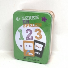 , Leren en spelen - 123