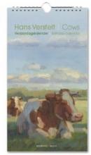 Bc124 , Verjaardagskalender hans versfelt koeien