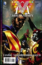 Morrison,,Grant/ Quietly,,Frank Multiversity 04. Pax American 4/ 8