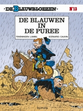 Willy,Lambil/ Cauvin,,Raoul Blauwbloezen 13