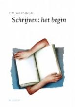 Pim Wiersinga , Schrijven : het begin