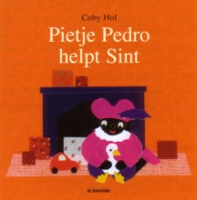 Coby  Hol Pietje Pedro helpt Sint