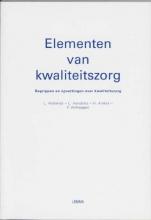 L.  Hendriks Elementen van kwaliteitszorg