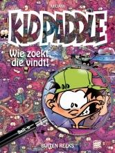 Midam Kid Paddle Buiten Reeks 02