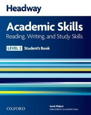 ,Headway Academic Skills: 2: Reading, Writing, and Study Skills Student`s Book with Oxford Online Skills