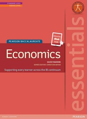 Finamore, David,Pearson Baccalaureate Essentials: Economics print and ebook bundle