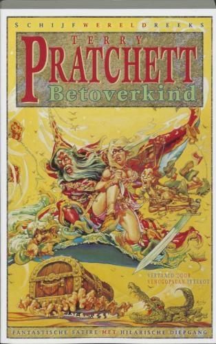 Terry Pratchett,Betoverkind