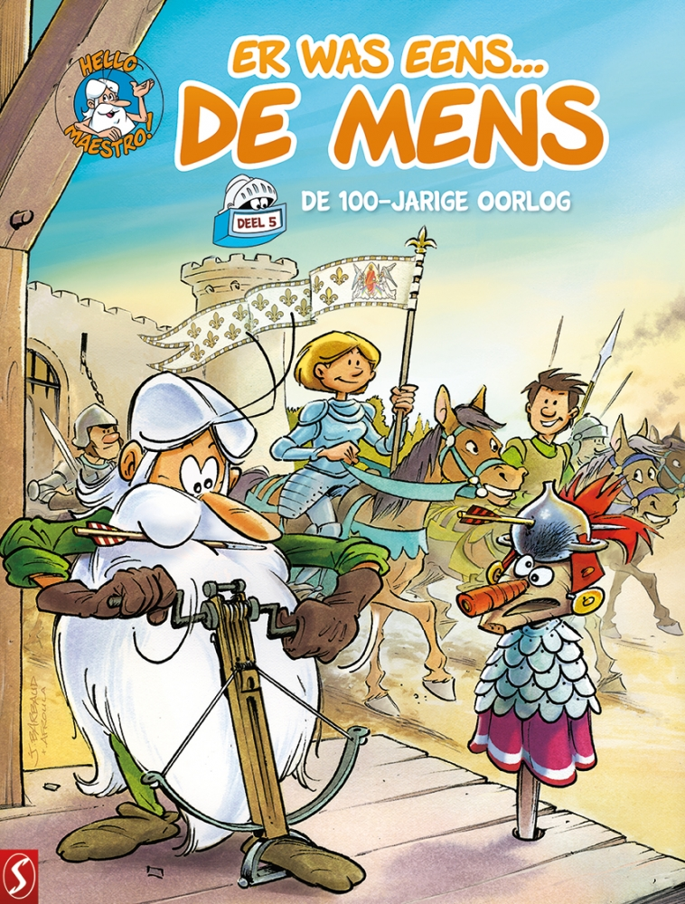 Jean,Barbaud/ Gaudin,,Jean-charles,Er Was Eens