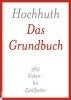 Hochhuth, Rolf, Das Grundbuch