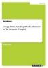Betsch, Maria, George Perec. Autobiografische Elemente in
