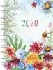 ,<b>Agenda 2020 spiraal 10x15 la mystique</b>