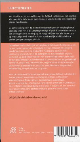 ,Zakboek ziektebeelden Infectieziekten