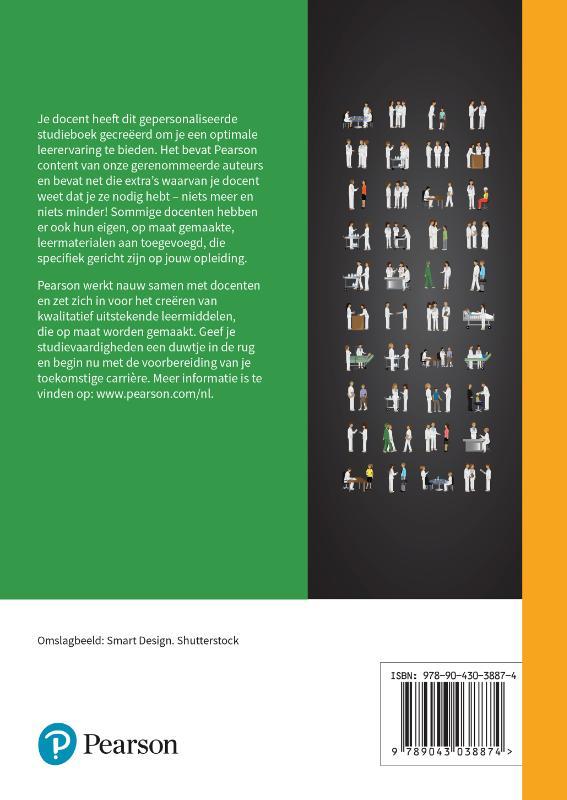 Gerlien Roke, Karin van Pijpen,Communicatieve vaardigheden voor verpleegkundigen, 2e custom editie