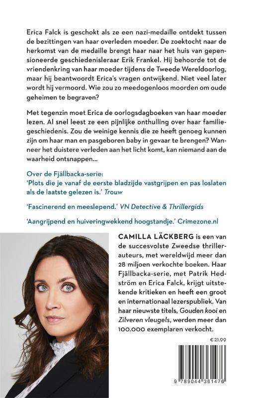 Camilla Läckberg,Oorlogskind