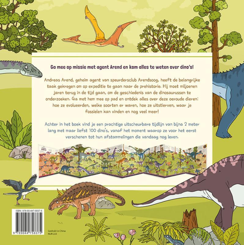 Nick Forshaw,De wereld van de dinosaurussen