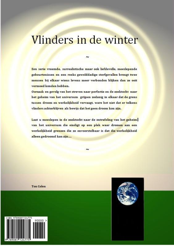 T. Colen,Vlinders in de winter