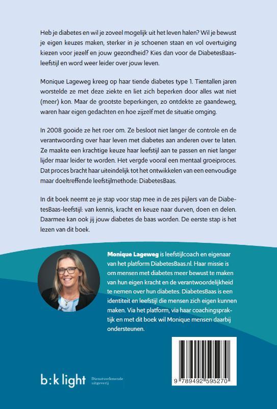 Monique Lageweg,DiabetesBaas