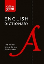 Collins Dictionaries Collins English Dictionary Gem Edition