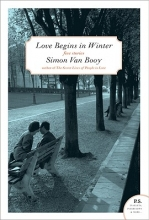 Van Booy, Simon Love Begins in Winter