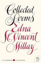 Millay, Edna St. Vincent Collected Poems