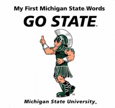 McNamara, Connie My First Michigan State Words Go State
