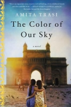 Trasi, Amita The Color of Our Sky