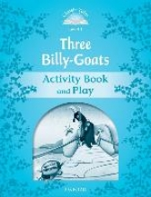 Arengo, Sue The Three Billy Goats Gruff Activity Book & Play