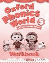 Oxford Phonics World 5: Workbook