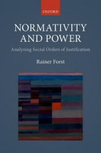 Forst, Rainer Normativity and Power